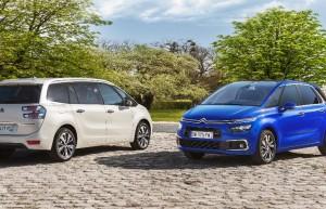Les nouveaux Citroën C4 et Grand C4 Picasso débarquent