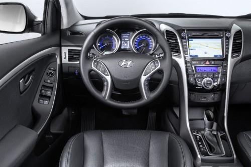 Hyundai i30 intérieur