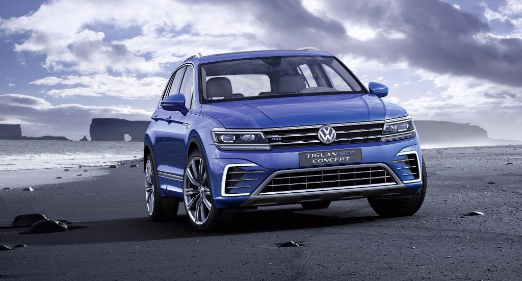 Essai Volkswagen Tiguan