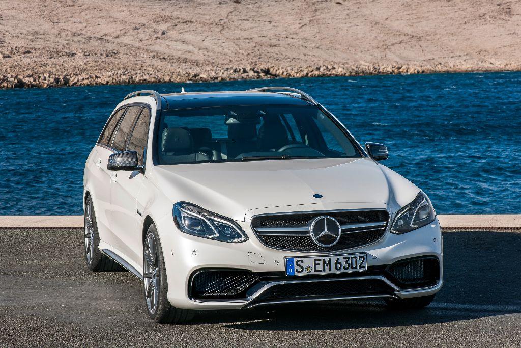 Essai Mercedes Classe E Estate 200 CDI 136 ch