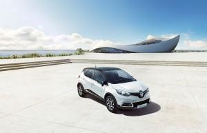 La série limitée Renault Captur Wave