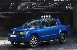 Chez Volkswagen, l'Amarok monte en gamme