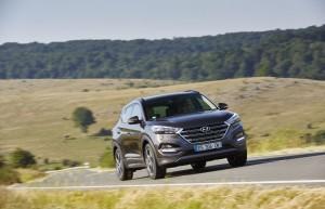 Hyundai Tucson CRDi 136 ch