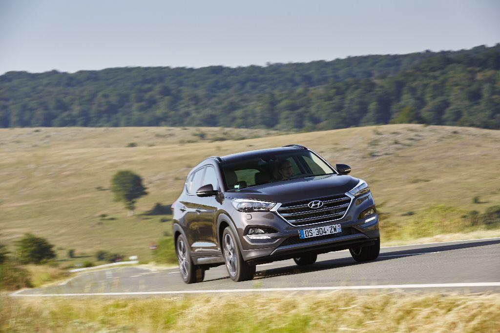 Essai Hyundai Tucson CRDi 136 ch - Reserver1essai