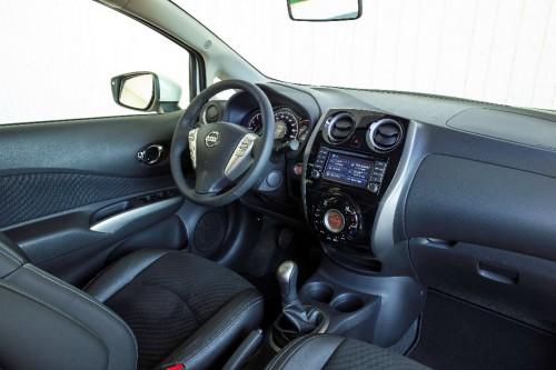 Nissan Note intérieur