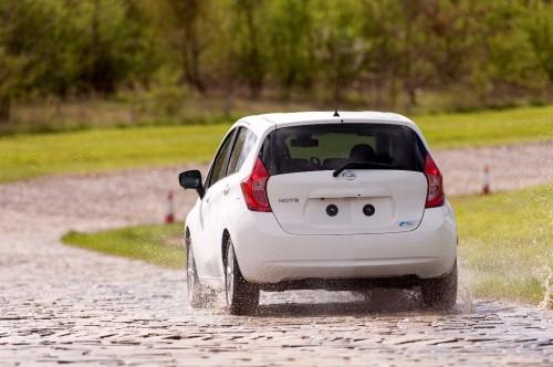 Nissan Note arrière