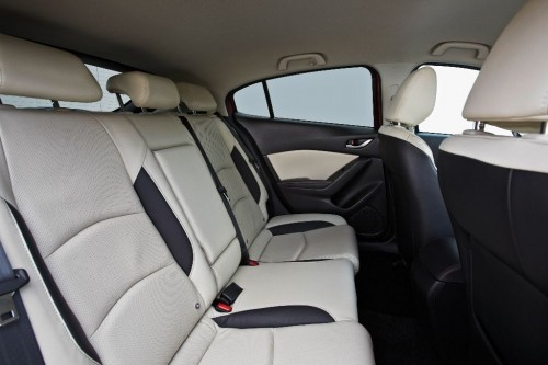 Mazda3 intérieur