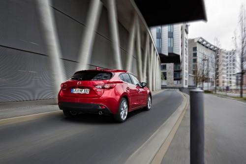 Mazda3 arriere