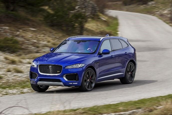 F-Pace, le premier SUV de la marque Jaguar, plutôt convaincant