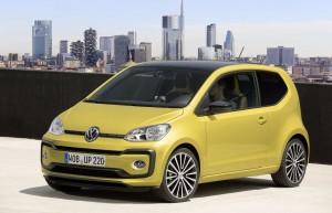 La Up! de Volkswagen, restylée pour atteindre de nouveaux sommets