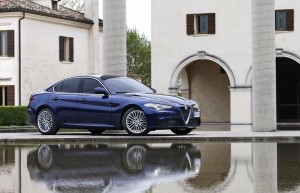 Alfa Romeo Giulia : un turbo essence 200 ch rien que pour elle
