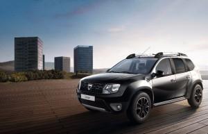 Le Dacia Duster s'offre une finition haut de gamme Black Touch