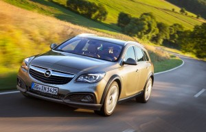 Opel Insignia Country Tourer 2,0 CDTi 163 ch