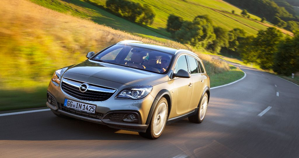 Essai Opel Insignia Country Tourer