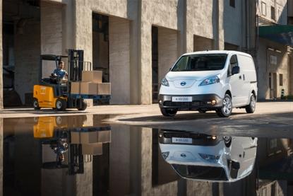 Le fourgon Nissan e-NV200 multiplie les récompenses - Reserver1Essai