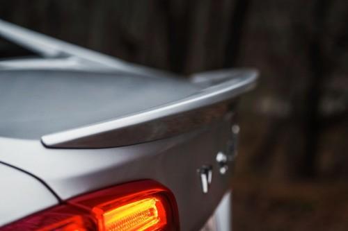 Volvo S60 détail arrière