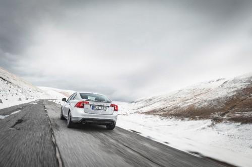 Volvo S60 vue arrière