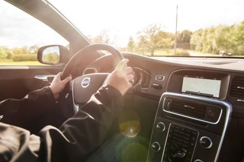 Volvo s60 intérieur