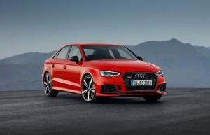 Nouvelle Audi RS3 : encore plus sportive