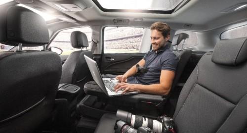 Opel Zafira intérieur