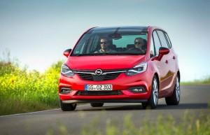 Opel Zafira 2016 2.0 CDTI de 170 ch