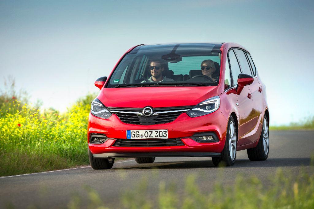 Essai Opel Zafira 2016 2.0 CDTI 170 ch - Reserver1Essai