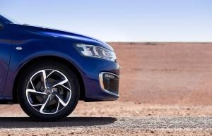 Restylage de la Citroën C-Elysée : confort, connexion et nouvelles lignes