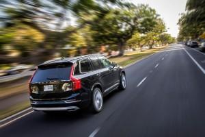 Volvo XC90 vue arrière