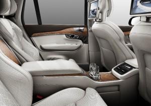 Volvo XC90 intérieur
