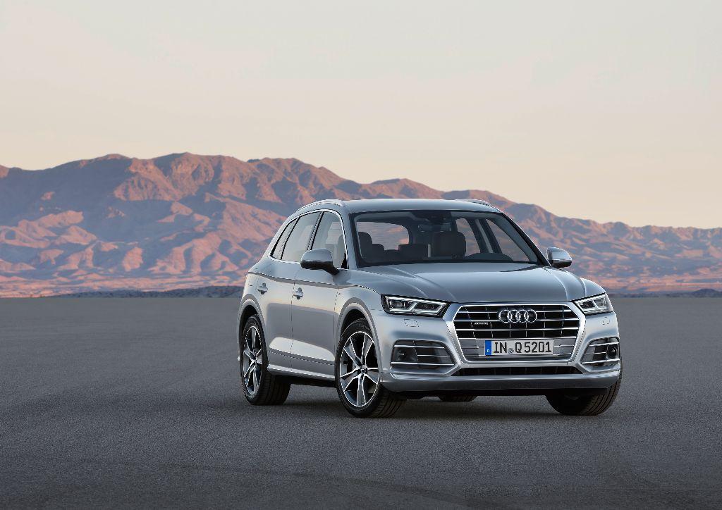 Essai Audi Q5 deuxième génération - Reserver1Essai