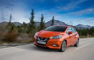 La nouvelle Nissan Micra sort des chaînes de production