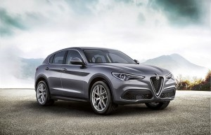 Commandez dès maintenant le SUV Alfa Romeo Stelvio !