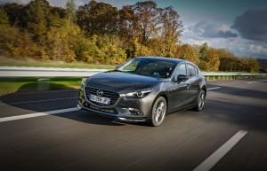 Une série limitée Impulsion pour fêter la nouvelle Mazda3
