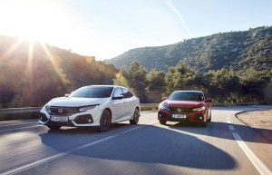 De nouveaux moteurs et équipements de sécurité pour la Honda Civic