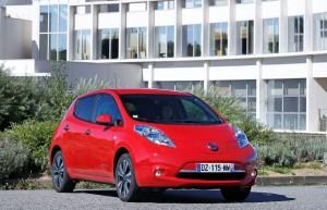 La Nissan Leaf, moins chère et avec plus de kWh
