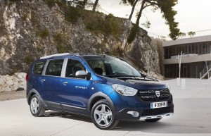 Dacia lance ses nouveaux Dokker et Lodgy en France
