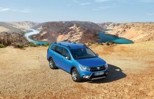 Nouvelle Dacia Logan MCV Stepway, un break baroudeur