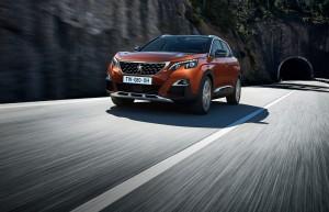 Un Peugeot 3008 hybride rechargeable de 300 ch prévu pour 2019