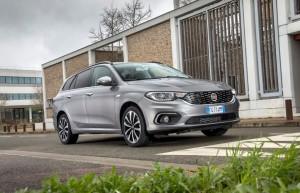 Fiat propose une motorisation GPL pour la Tipo