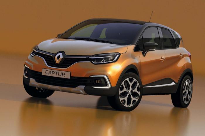 Les commandes sont ouvertes pour le Renault Captur deuxième génération