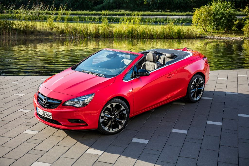 Une finition Supreme pour l'Opel Cascada