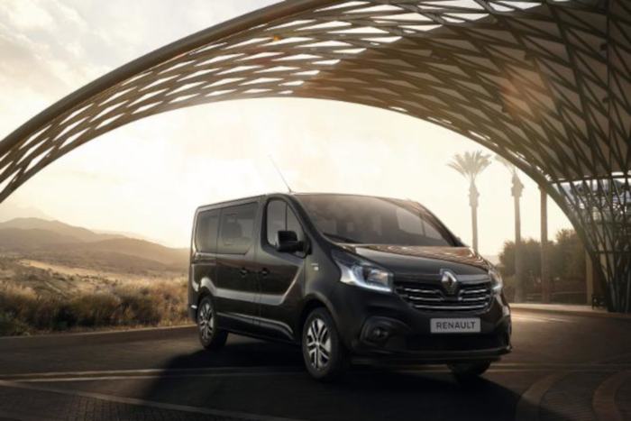 Renault Trafic SpaceClass : la navette de luxe selon Renault
