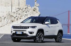 Le nouveau Jeep Compass débute sa commercialisation