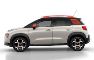Le Citroën C3 Aircross enfin dévoilé
