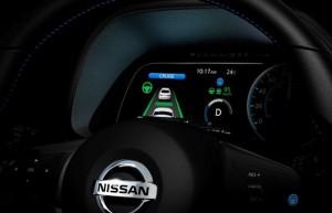 La nouvelle Nissan Leaf sera presque autonome