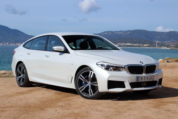 BMW présente une nouvelle venue : la Série 6 Gran Turismo