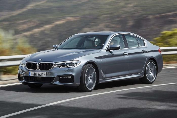 Essai BMW Série 5 berline 520d version 2017 - Reserver1Essai