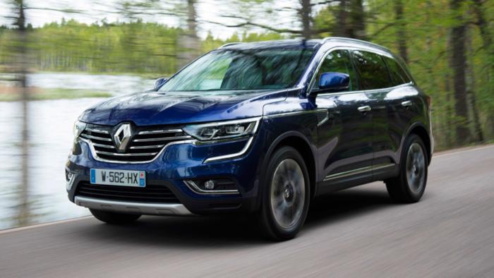 Renault Koleos 2 - Intens 1.6 L dCi 130