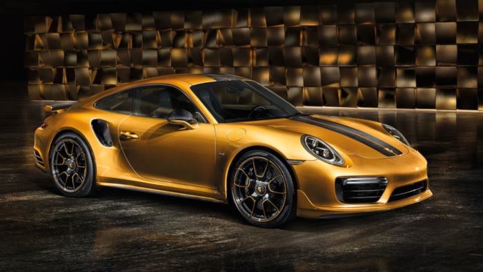 Plus de 600 ch pour la Porsche 911 Turbo S Exclusive Series