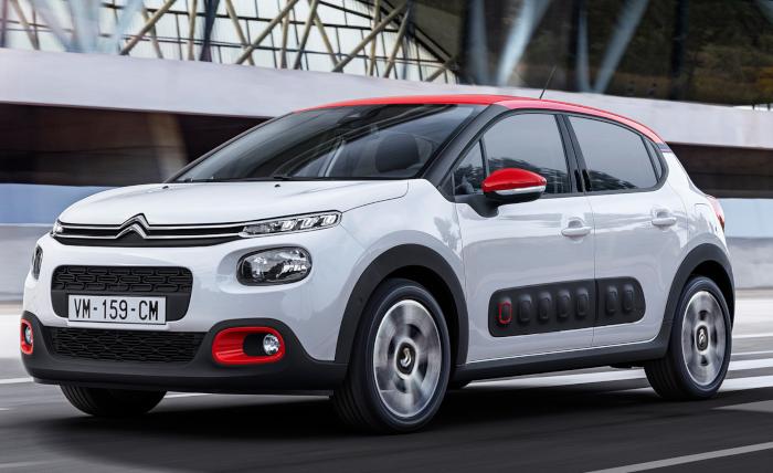 Nouvelle Citroën C3 Picasso